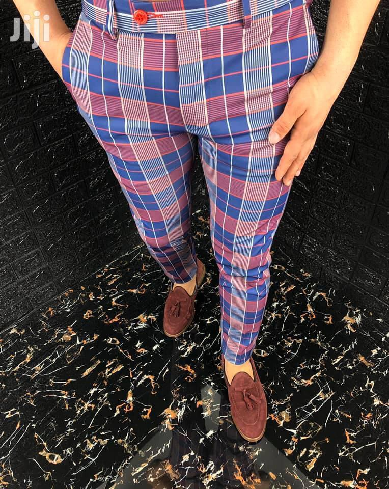 Skinny Slim Fit Trousers | Clothing for sale in Accra Metropolitan, Greater Accra, Ghana