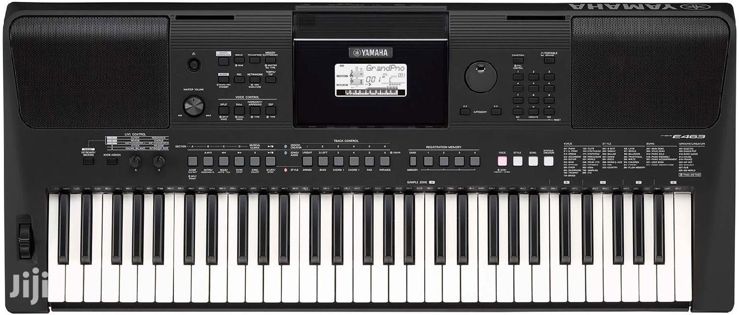 Yamaha PSR E463 Keyboard | Musical Instruments & Gear for sale in Accra Metropolitan, Greater Accra, Ghana