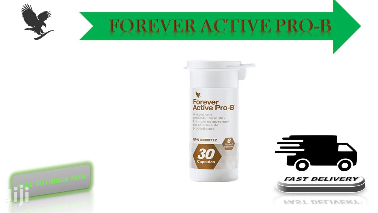 Archive: Forever Active Pro-b In Wa