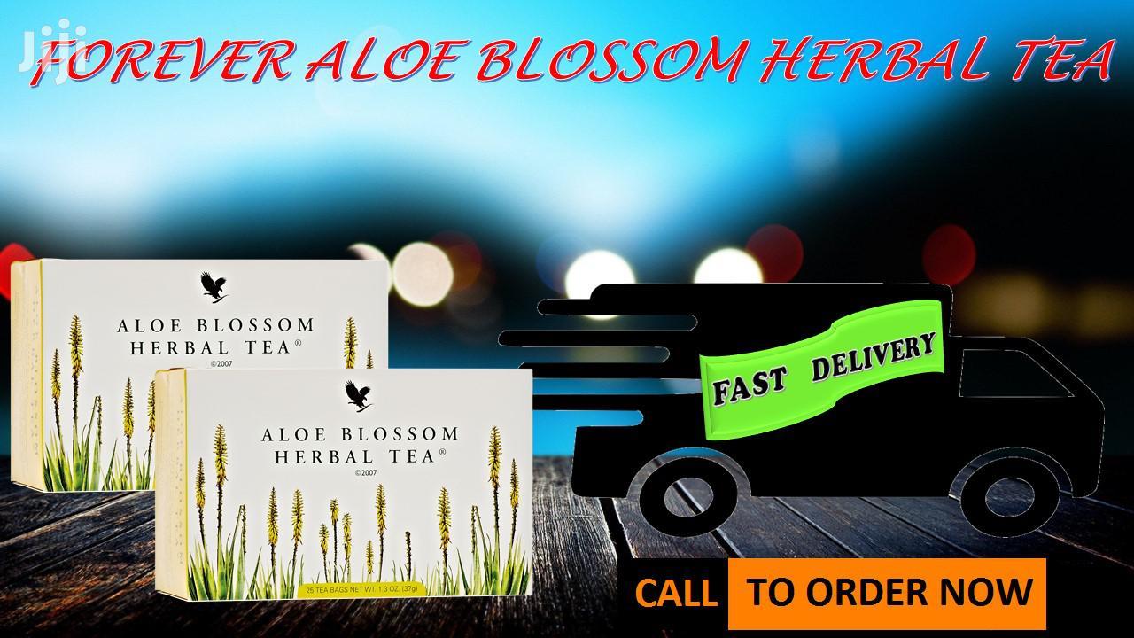 Archive: Forever Aloe Blossom Herbal Tea In Bolgatanga