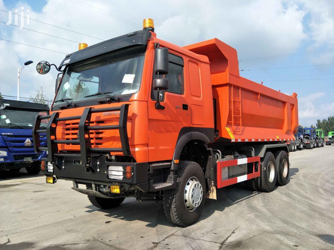 Archive: New Tipper Truck Military Body