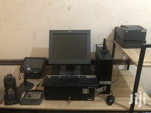 Touchscreen POS Computer With Cash Drawer   Store Equipment for sale in Greater Accra, Airport Residential Area