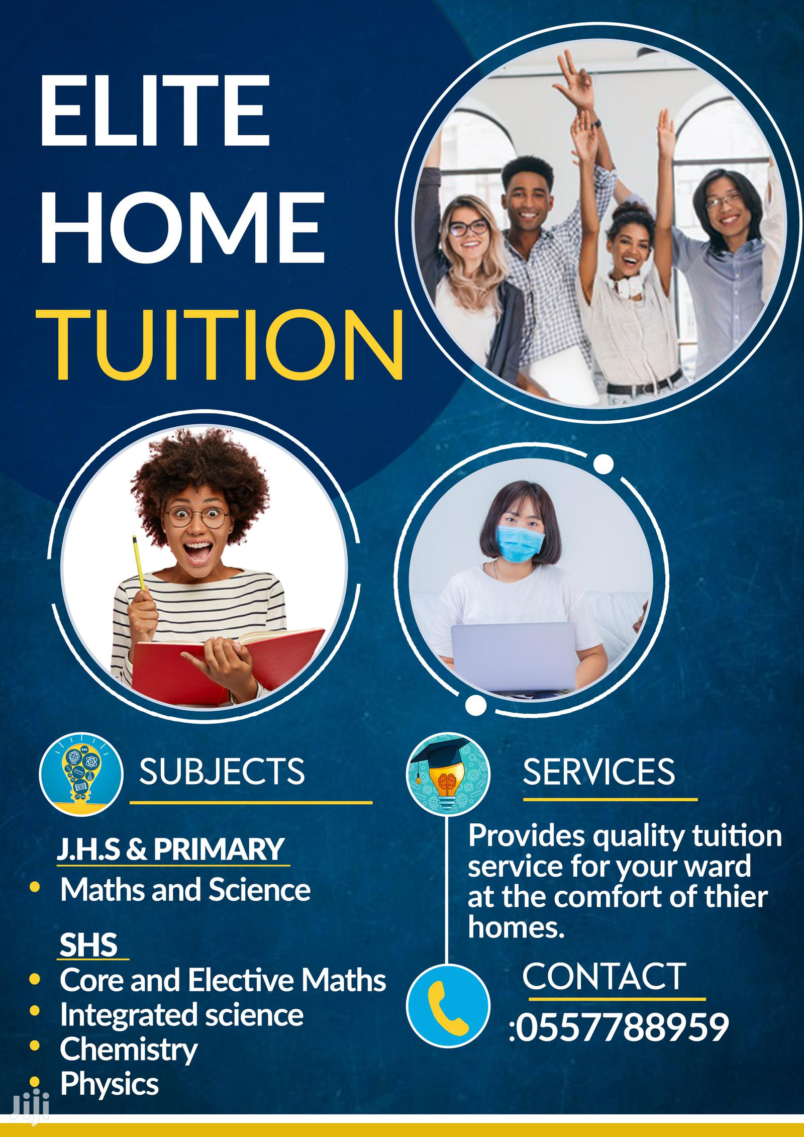 Affordable Home Tuition