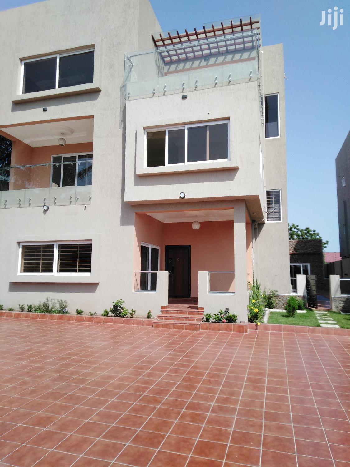 5BRMS With A Penthouse And Rooftop Patio And Swimming Pool | Houses & Apartments For Sale for sale in Ga East Municipal, Greater Accra, Ghana