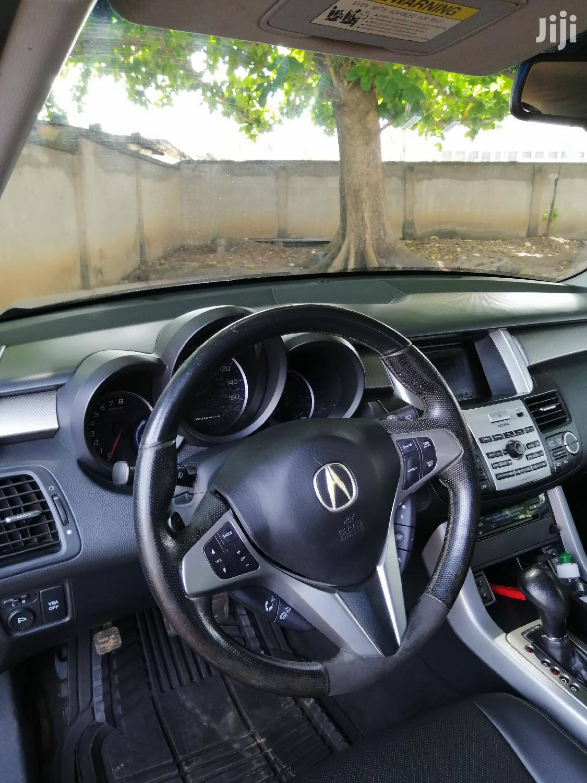 Archive: Acura RDX 2010 SH-AWD Black