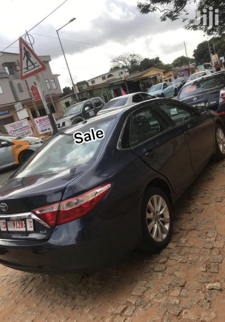 Archive: Toyota Camry 2017 Black
