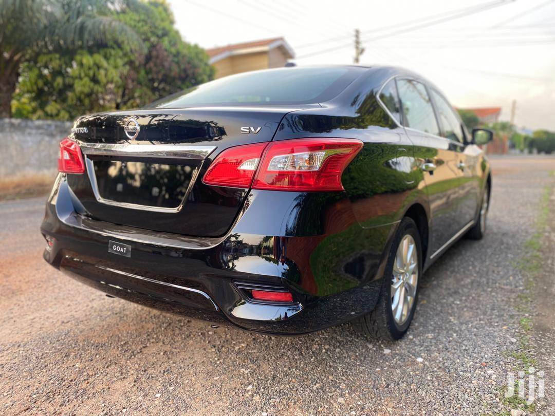 Nissan Sentra 2017 SV Black | Cars for sale in East Legon, Greater Accra, Ghana