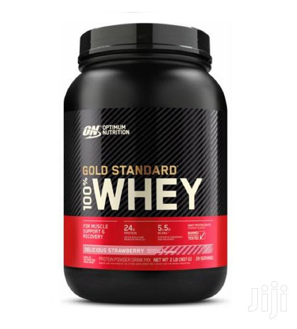 Supplement: Gold Standard: Whey Protein 2 Lbs | Vitamins & Supplements for sale in Achimota, Greater Accra, Ghana