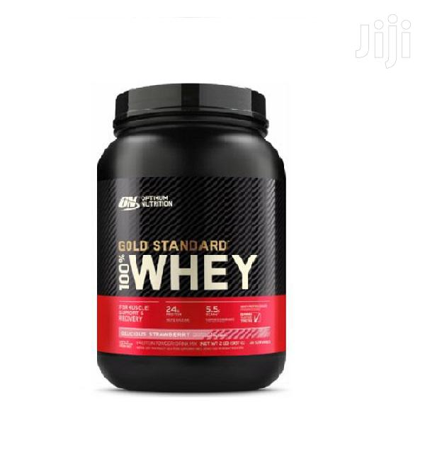 Supplement: Gold Standard: Whey Protein 2 Lbs