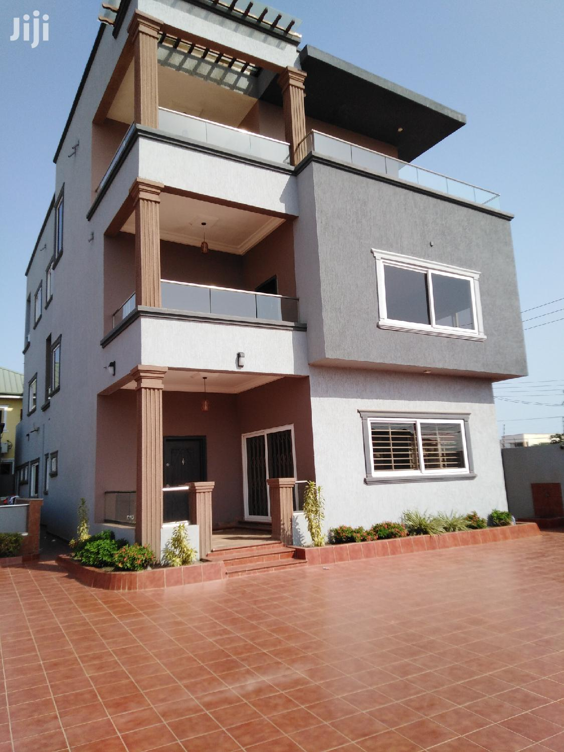 5BRMS With A Penthouse And Rooftop Patio For Sale At Airport | Houses & Apartments For Sale for sale in Ga East Municipal, Greater Accra, Ghana