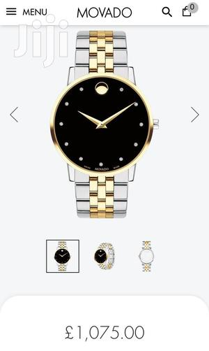 Movado Museum Classic Two-Tone   Watches for sale in Greater Accra, Adenta