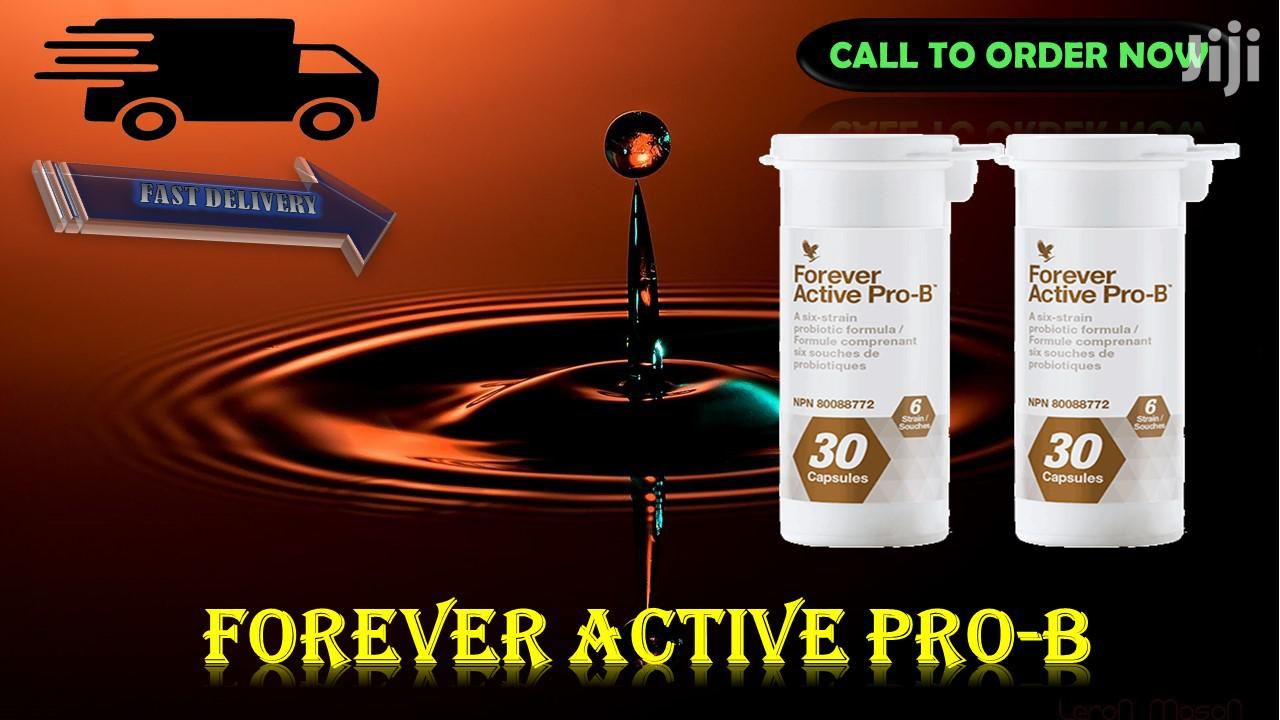Archive: Forever Active Pro-B in Sunyani