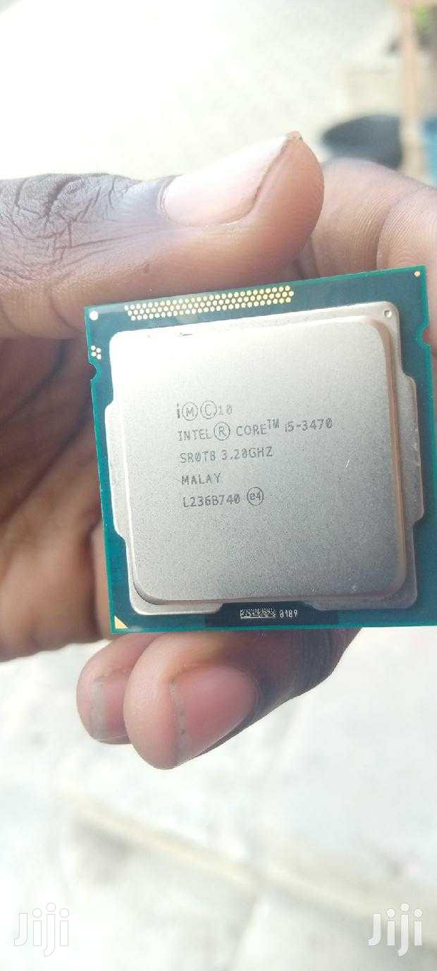 Intel Core I5 3rd Gen Processor | Computer Hardware for sale in Awutu Senya East Municipal, Central Region, Ghana
