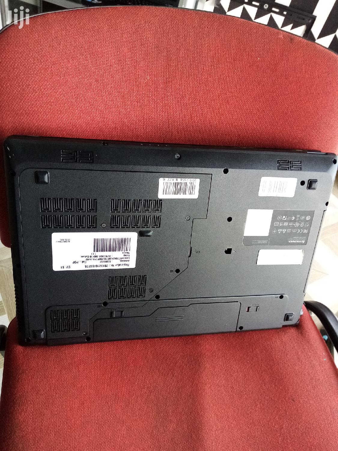 Archive: Laptop Lenovo G770 6GB Intel Core i5 HDD 500GB