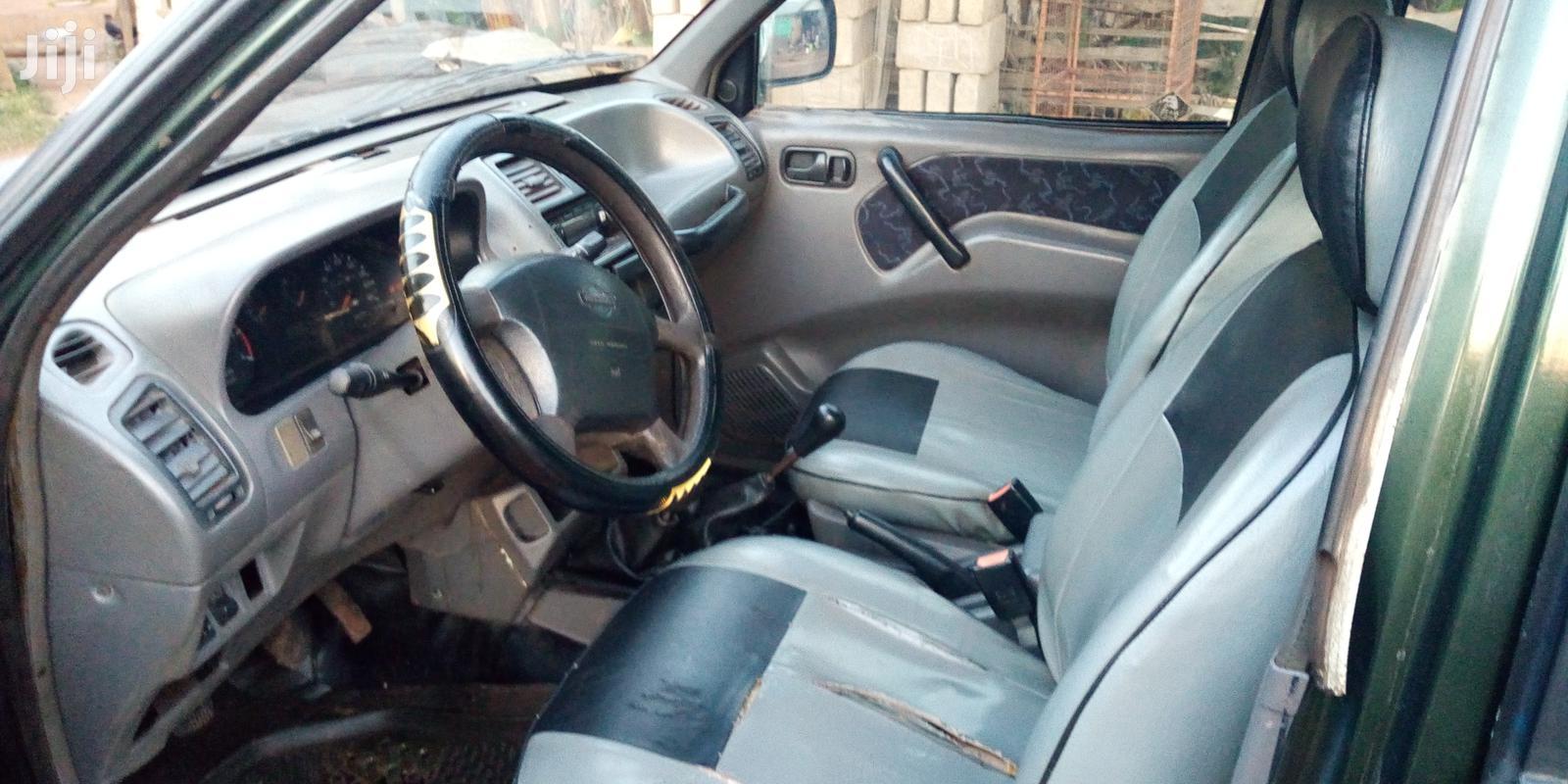Archive: Nissan Terrano 1996 2.7 D II Wagon Green