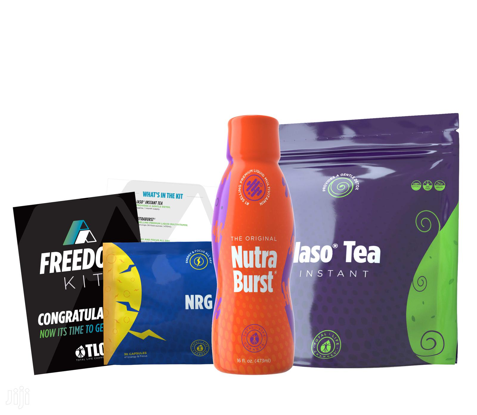 Archive: Iaso Detox & Weight Loss Products