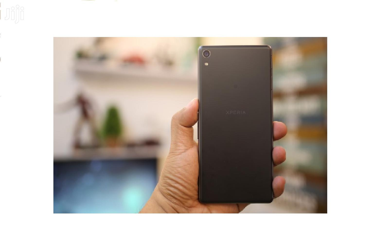 Sony Xperia XA 16 GB Black | Mobile Phones for sale in Tema Metropolitan, Greater Accra, Ghana