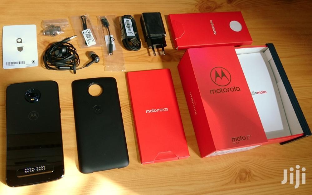 New Motorola Moto Z3 64 GB Gold   Mobile Phones for sale in Kumasi Metropolitan, Ashanti, Ghana