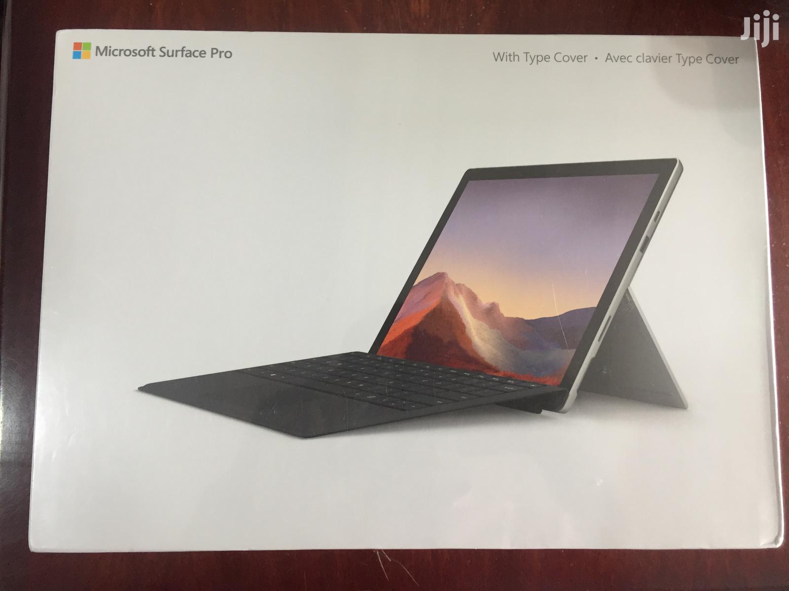 New Microsoft Surface Pro 128 GB Black