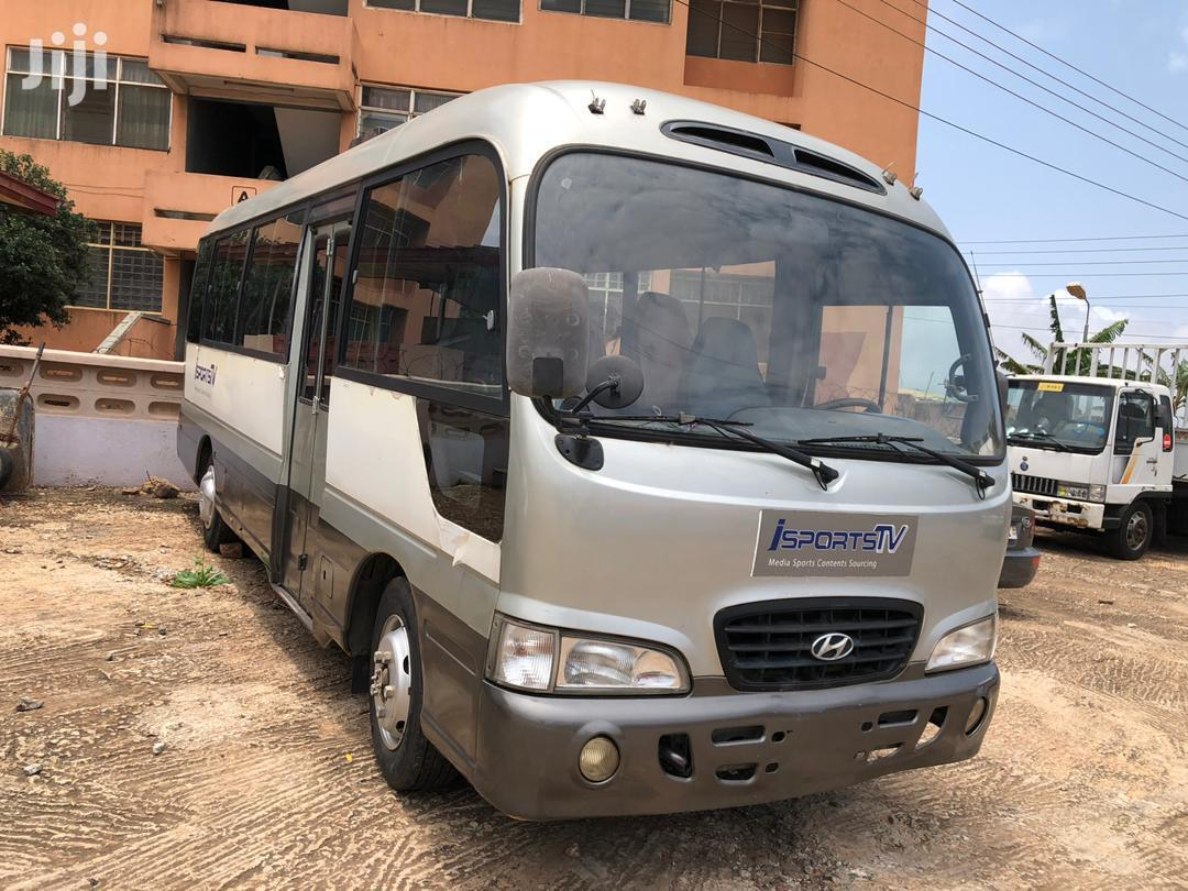 Hyundai County 2009 Buses For Schools