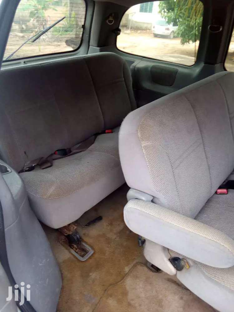 Archive: Selling A 3 Doors 7 Seater Ford Van In Kasoa