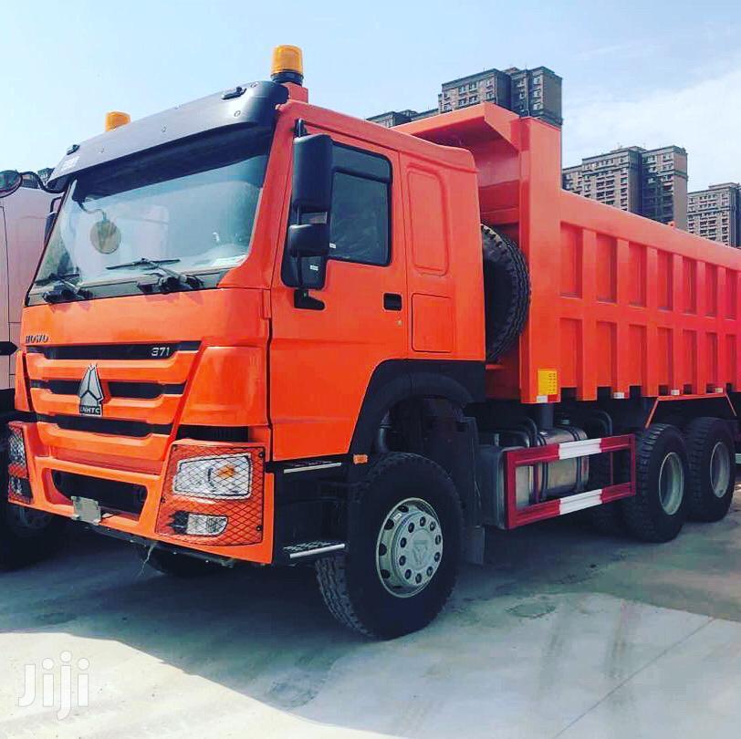 Archive: Truck Tipper Howo 6x4