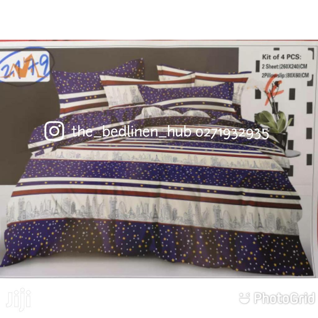 Archive: Duvet Set With 6pieces Bedsheets