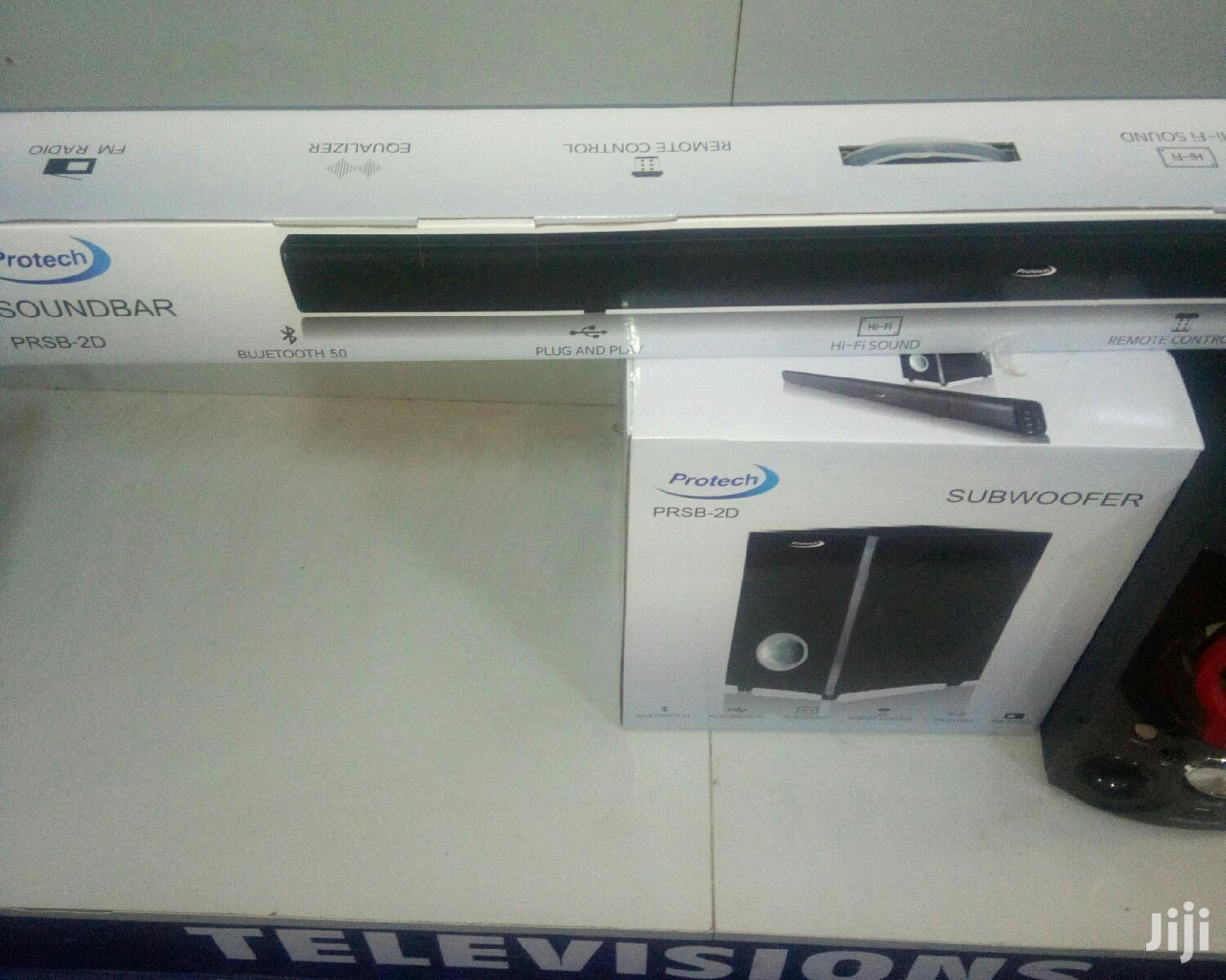 New Protech Sound Bar PRSB-2D | Audio & Music Equipment for sale in Roman Ridge, Greater Accra, Ghana