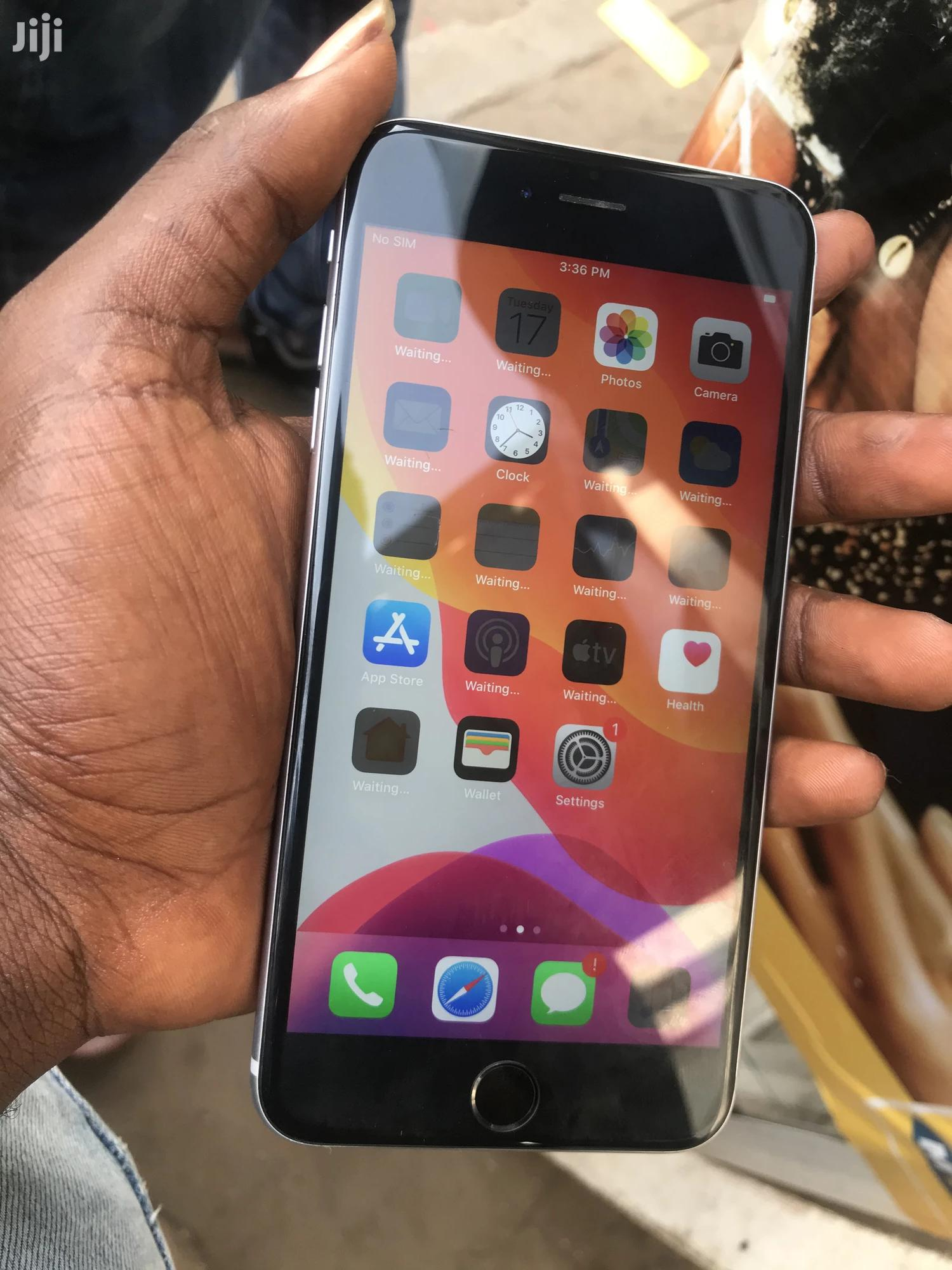 Apple iPhone 6s Plus 64 GB Silver | Mobile Phones for sale in Kokomlemle, Greater Accra, Ghana