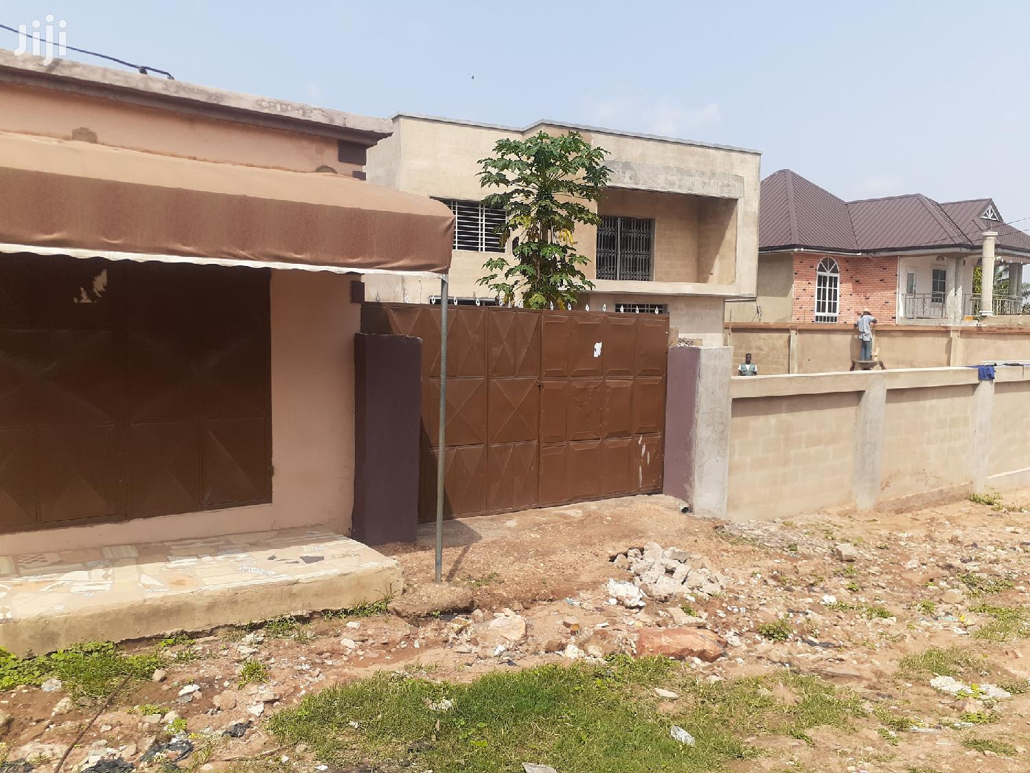 Newly Built 2 Bedroom Self Compound For Sale At Kwabenya | Houses & Apartments For Sale for sale in Ga East Municipal, Greater Accra, Ghana