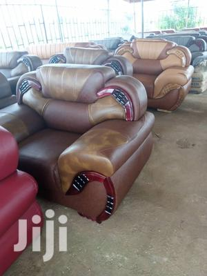 Quality Sofas Leather (Free Delivery) | Furniture for sale in Nungua, Teshie-Nungua Estates