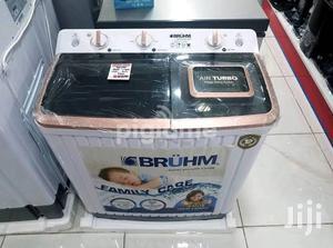 Stylish Bruhm 7 Kg Twin Tub Semi Auto Washing Machine   Home Appliances for sale in Greater Accra, Accra Metropolitan