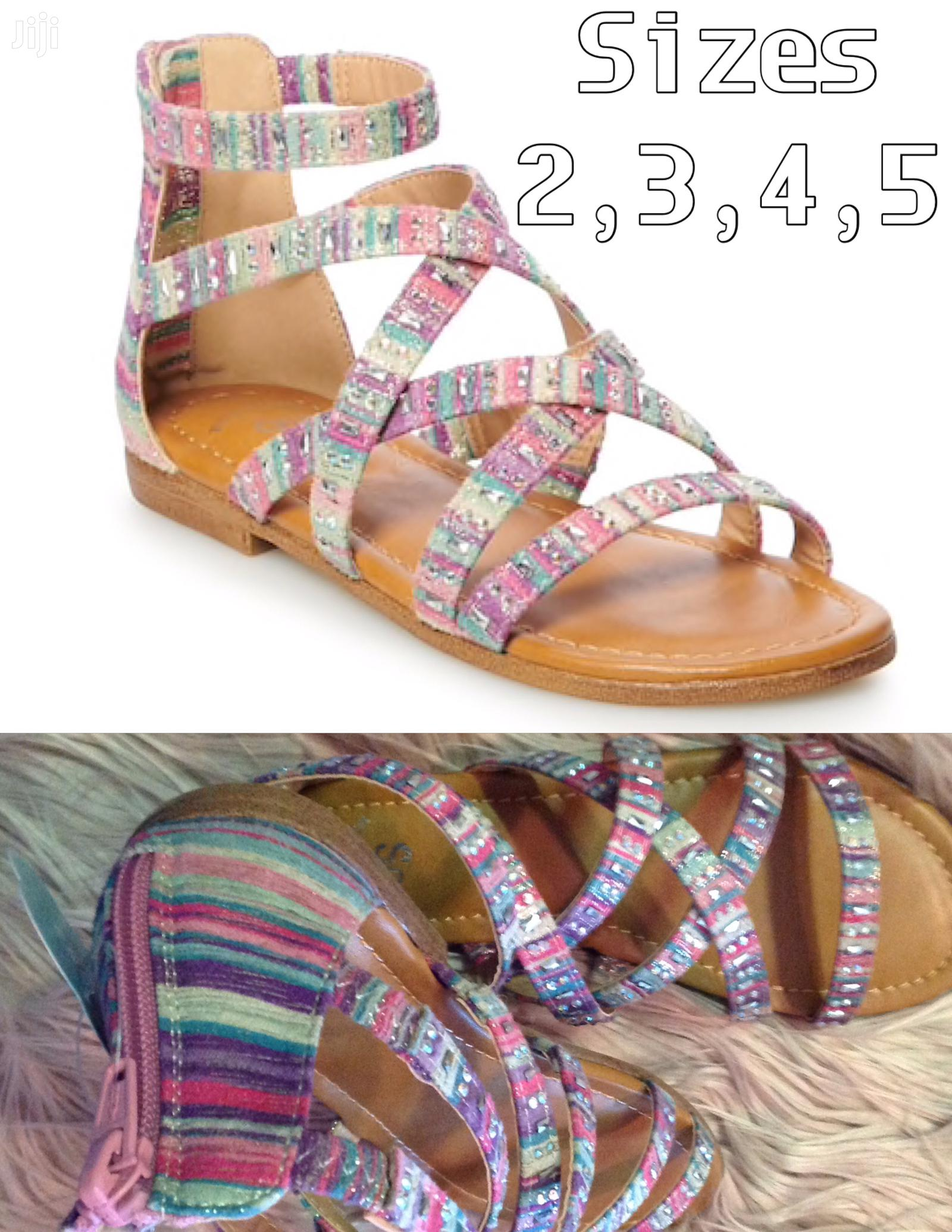 Sandals Girls | Children's Shoes for sale in Madina, Greater Accra, Ghana