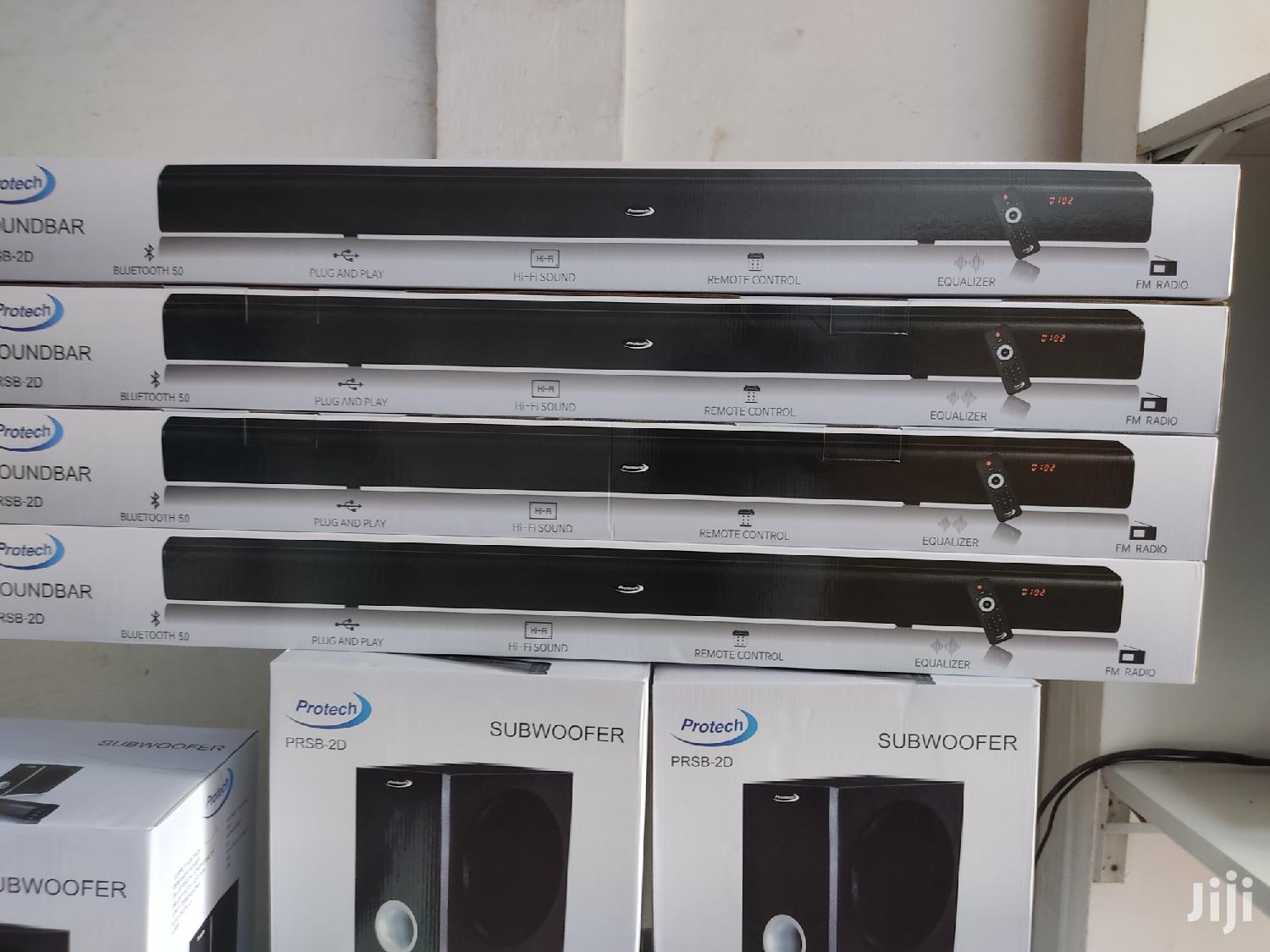 Protech Sound Bar | Audio & Music Equipment for sale in Odorkor, Greater Accra, Ghana
