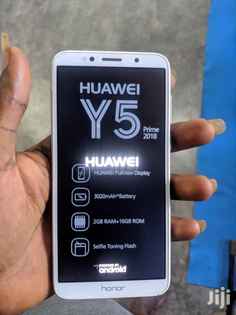 New Huawei Y5 16 GB Black
