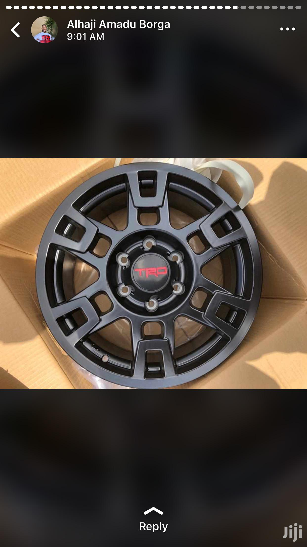 Archive: Ford F150 6 Holes Rim 20