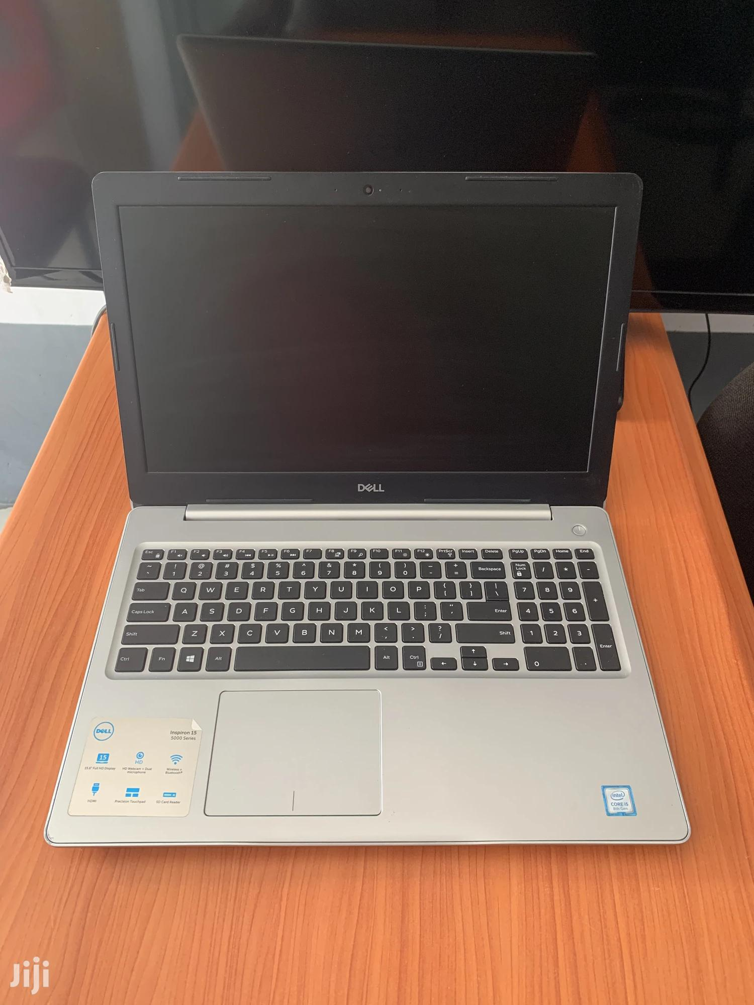 Laptop Dell Inspiron 15 8GB Intel Core I7 HDD 1T | Laptops & Computers for sale in Osu, Greater Accra, Ghana