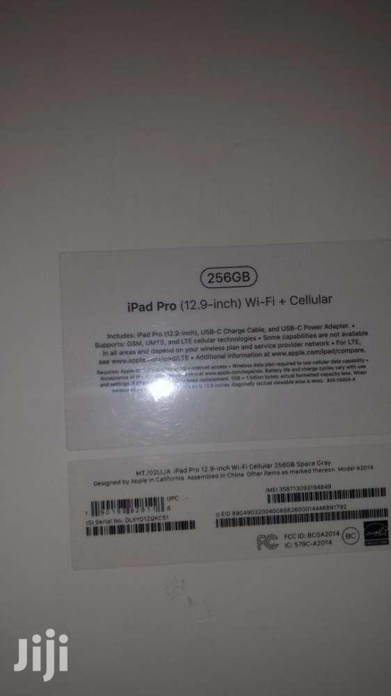 New Apple iPad Pro 11 64 GB Gray   Tablets for sale in Adabraka, Greater Accra, Ghana
