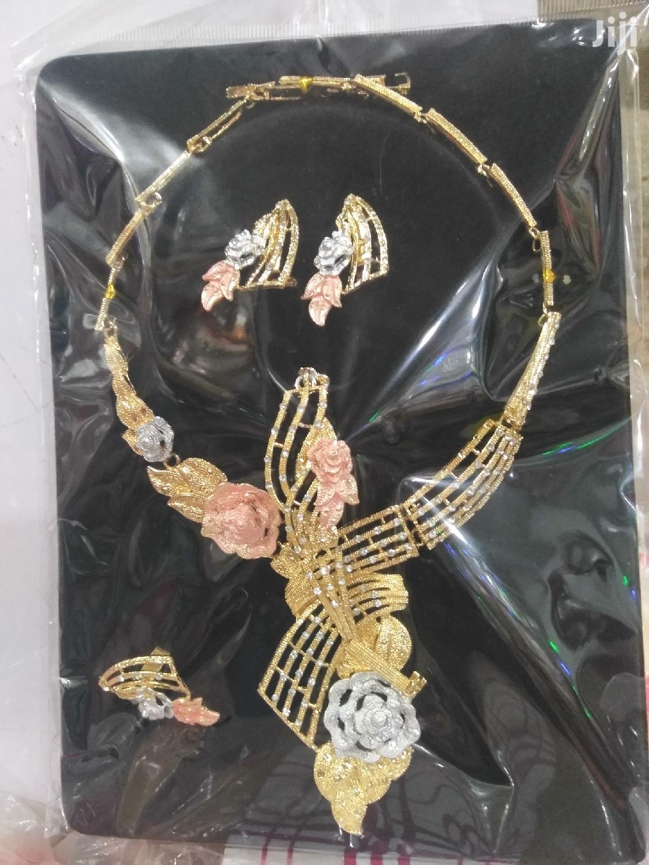 Beautiful Ladies Jewellry Set | Jewelry for sale in Accra Metropolitan, Greater Accra, Ghana
