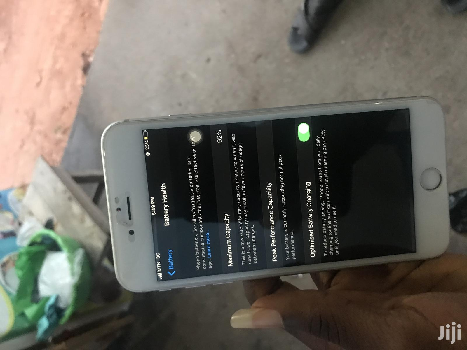 Apple iPhone 6s Plus 64 GB Silver | Mobile Phones for sale in Accra Metropolitan, Greater Accra, Ghana
