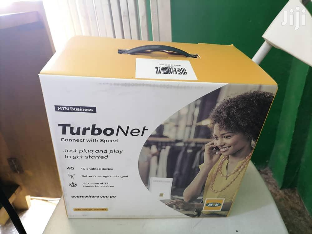 MTN Turbo Net 4G With Simcard Available