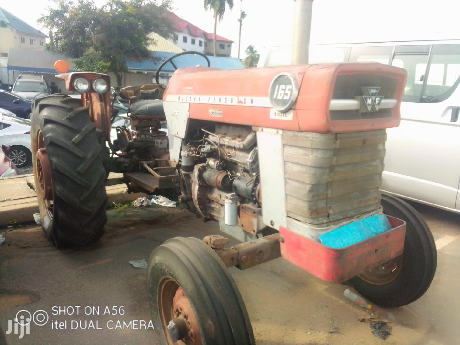 Mf 165 Tractor 1999 Red   Heavy Equipment for sale in Ga South Municipal, Greater Accra, Ghana