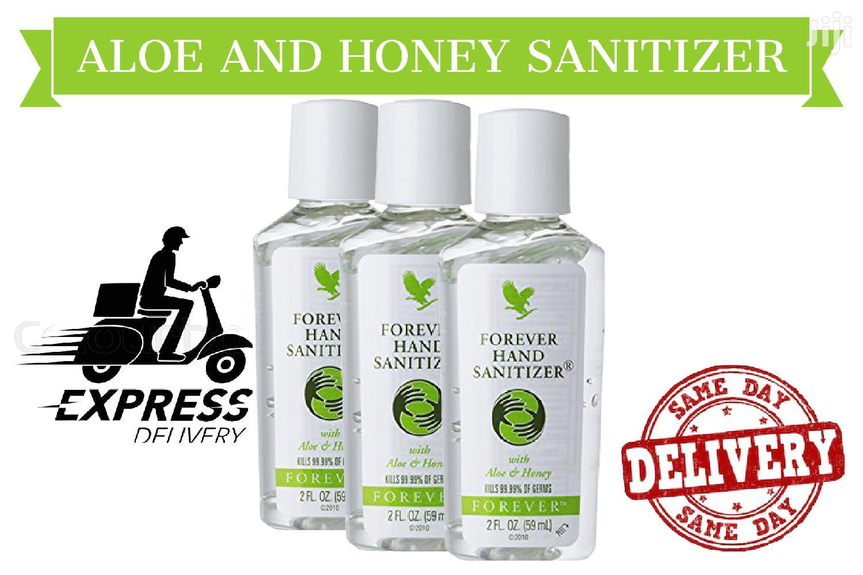 Aloe With Honey Hand Sanitizer - Forever Hand Sanitizer
