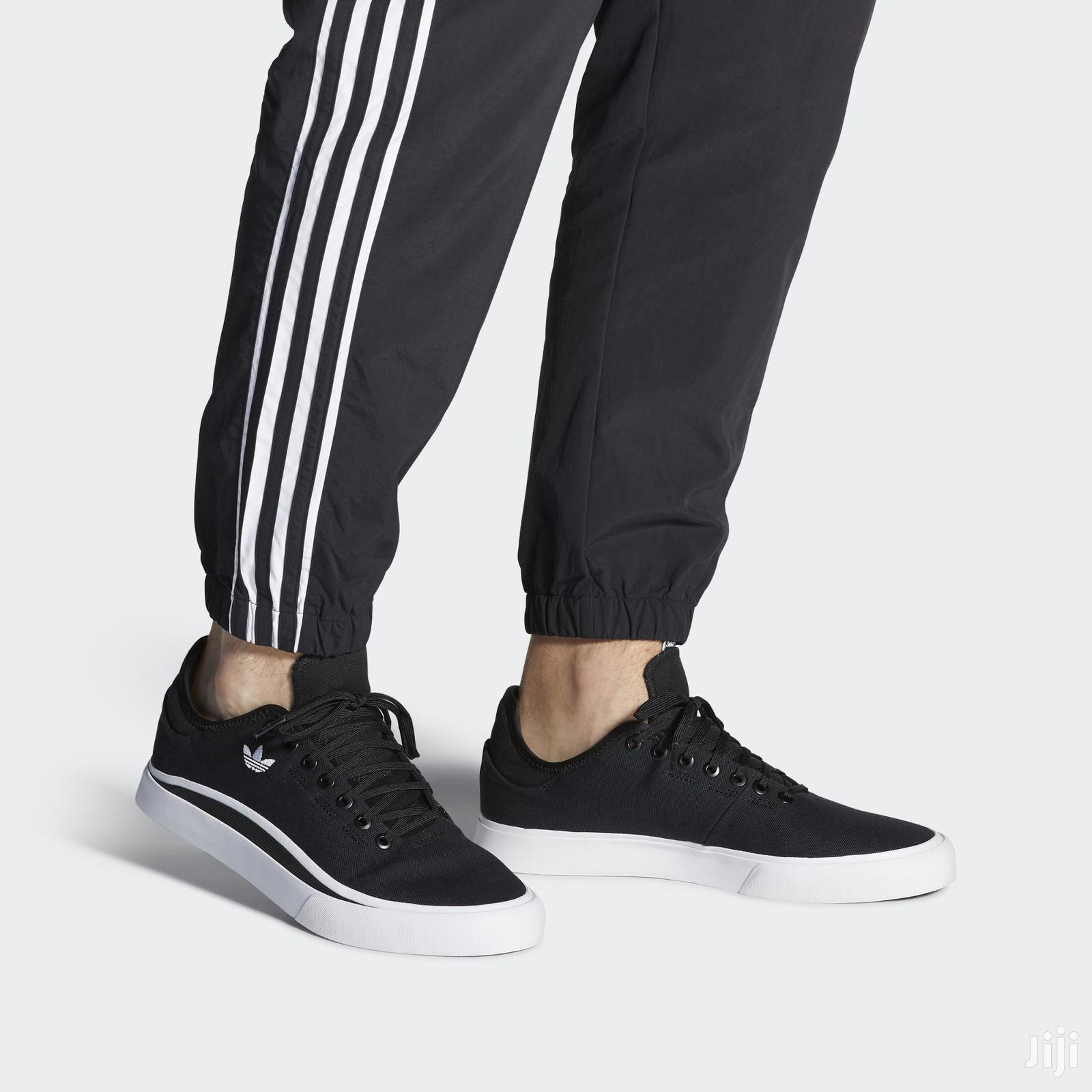 Colector Bebida Final  Adidas Sabalo Black Gum Shoes in Tema Metropolitan - Shoes, Adom Ventures |  Jiji.com.gh