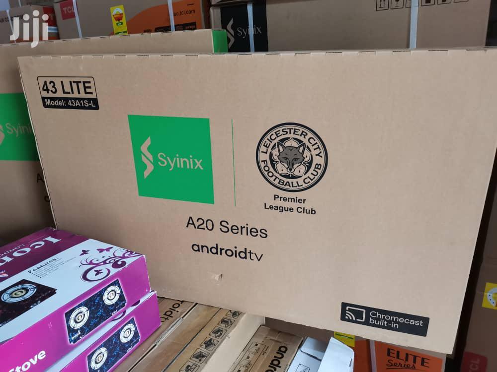 Syinix 43 Smart Android TV