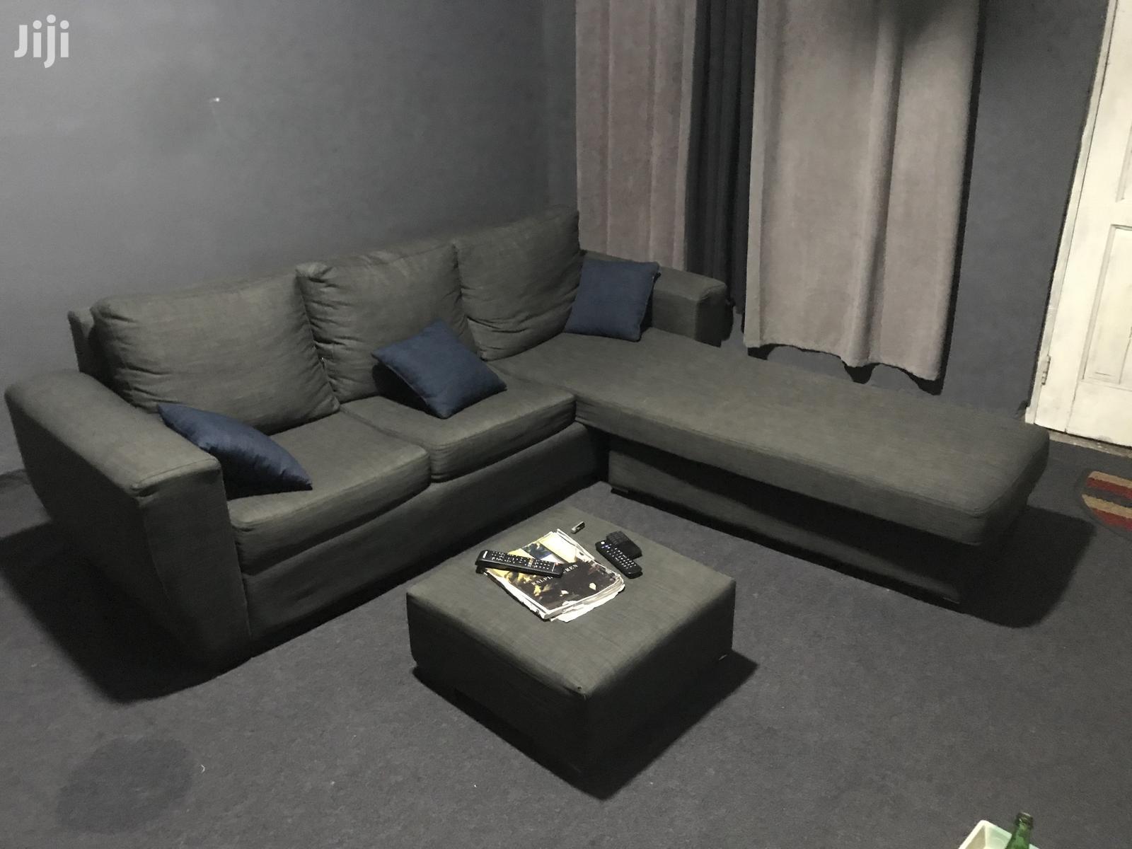 Archive: L Shaped Sofa