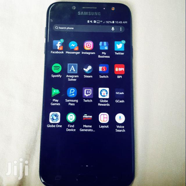 Archive: Samsung Galaxy J7 Pro 32 GB Black