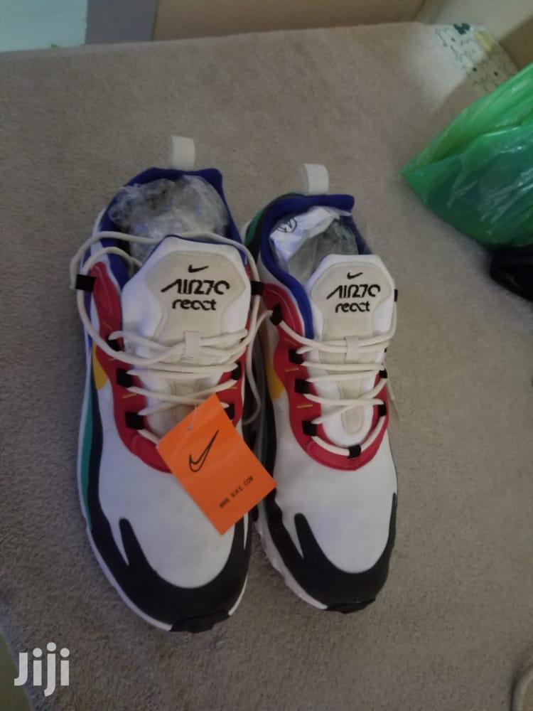 Archive: Nike Air Max 270 React