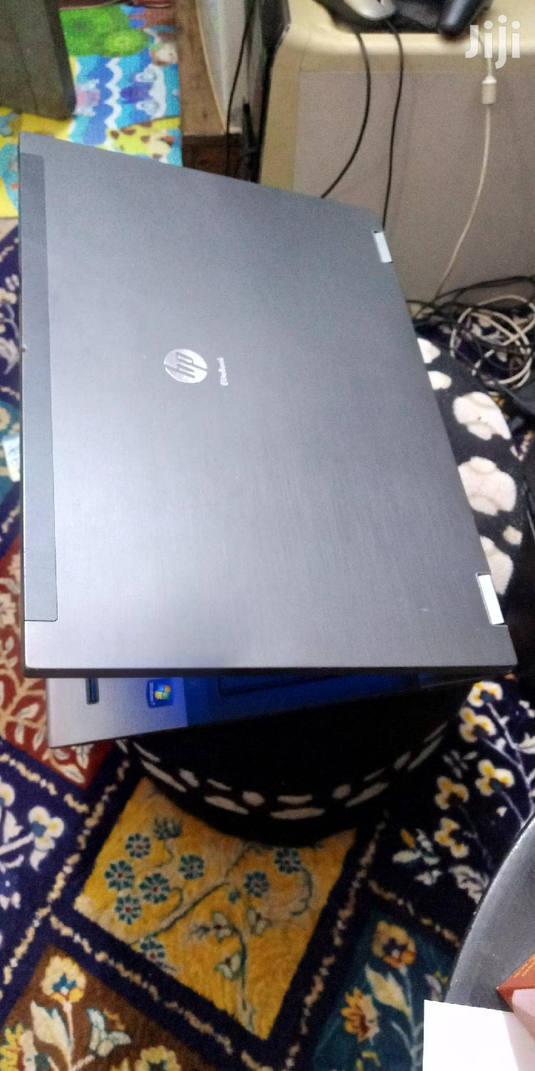 Archive: Laptop HP EliteBook 8740W 4GB Intel Core I7 HDD 1T