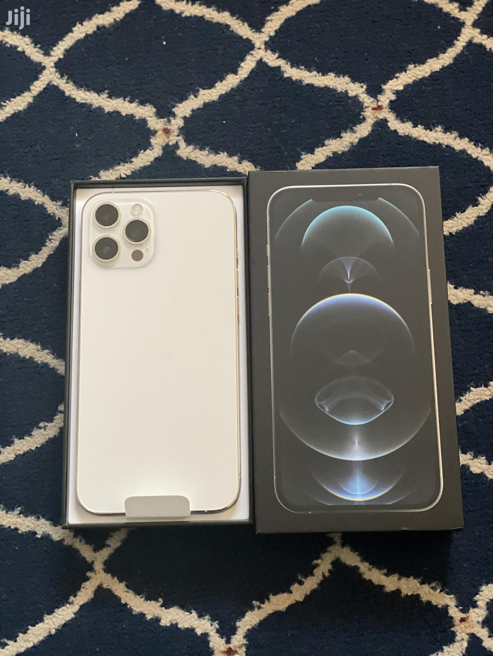 New Apple iPhone 12 Pro Max 256GB Silver | Mobile Phones for sale in East Legon, Greater Accra, Ghana